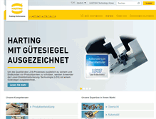 Tablet Preview of harting-mitronics.ch